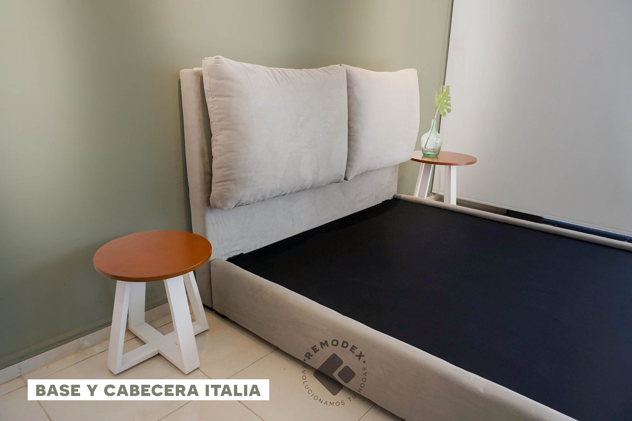 BASE + CABECERA MATRIMONIAL ITALIA