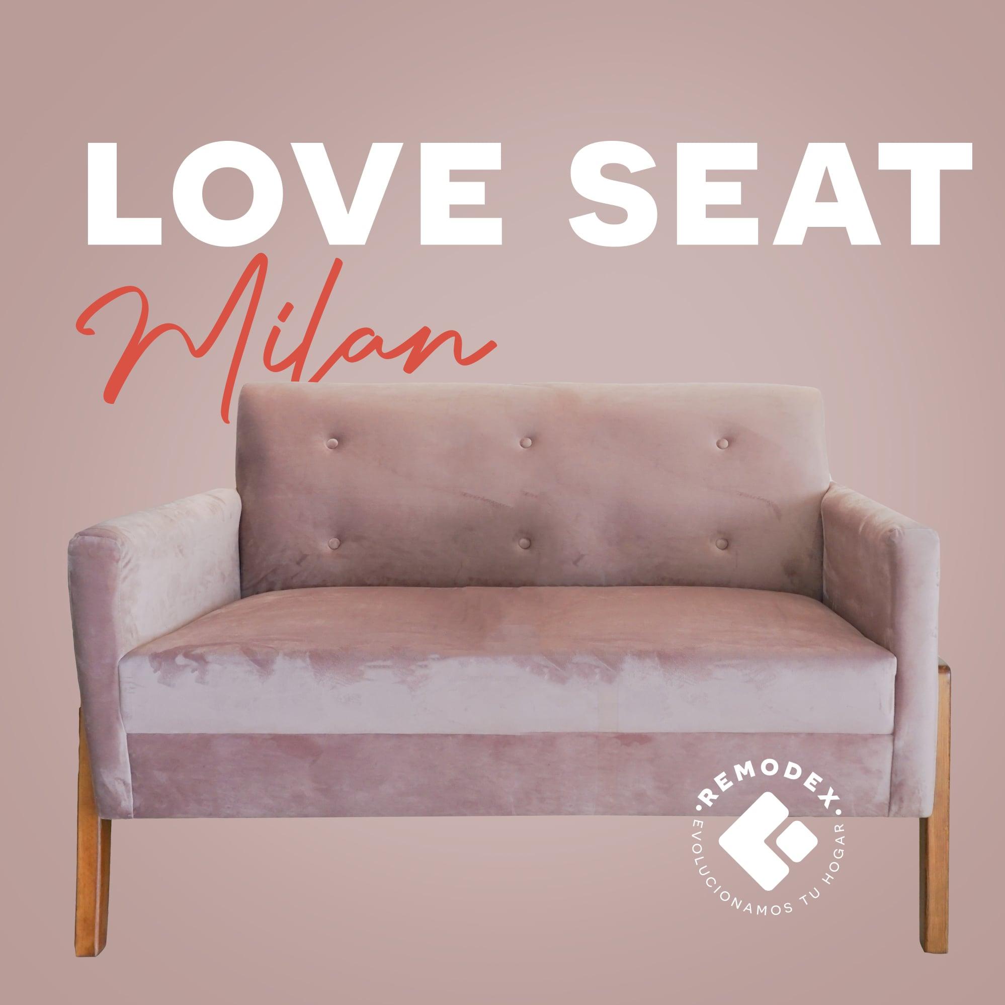 LOVE SEAT MILAN