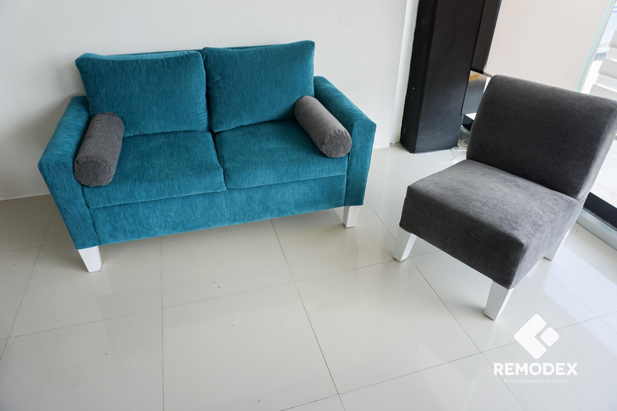 PAQUETE LOVE SEAT + INDIVIDUAL