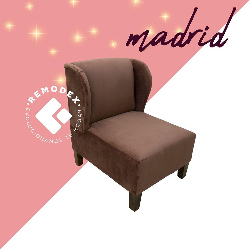 SILLETA MADRID